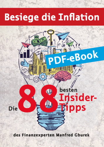 Besiege die Inflation als PDF-eBook